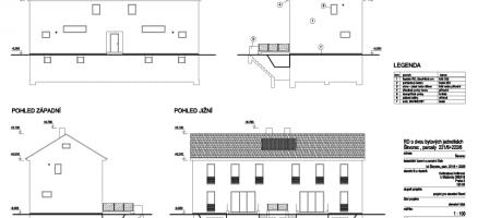 Novostavba rodinného domu, Úvaly (Praha – východ)
